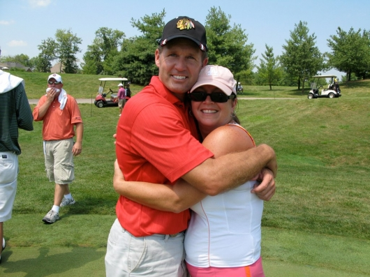 Dan Jansen &amp; Becky