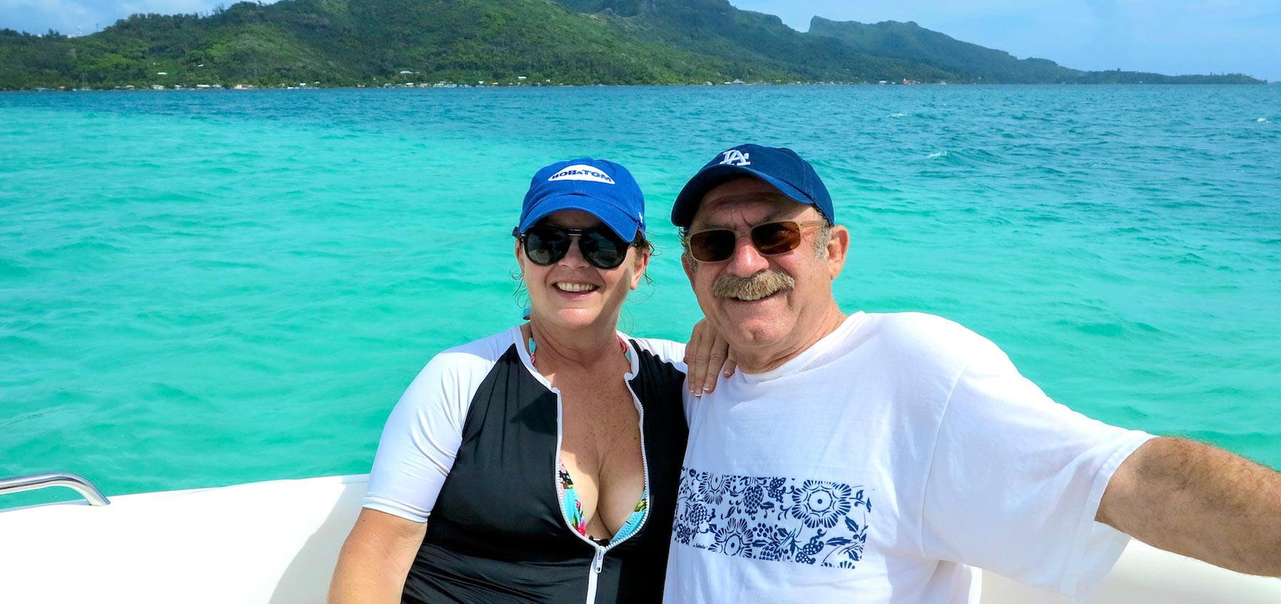 Bora Bora Vacation Bob Kevoian